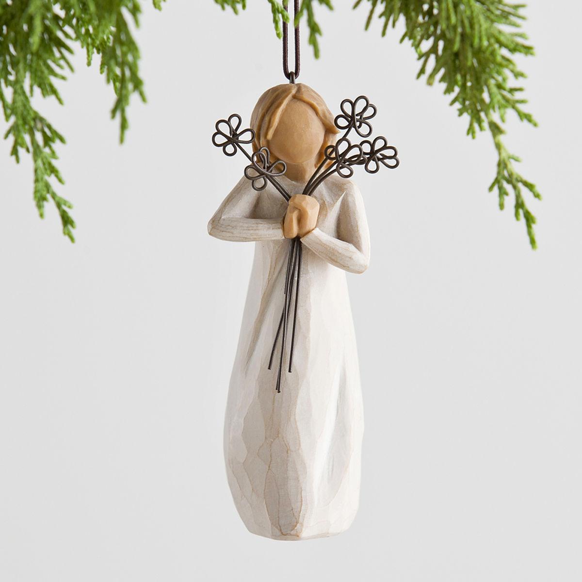 Willow tree friendship ornament